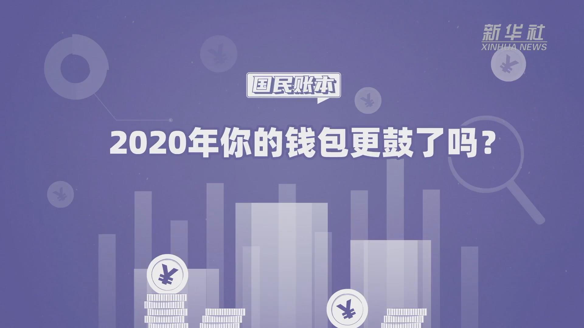 2020年你的錢包更鼓了嗎