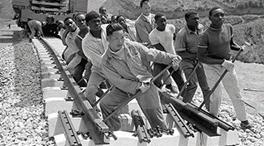 百個瞬間説百年|1967,中非友誼的豐碑