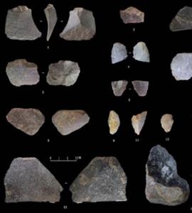 新華全媒+ 河南發現距今3.2萬年人類頭骨化石