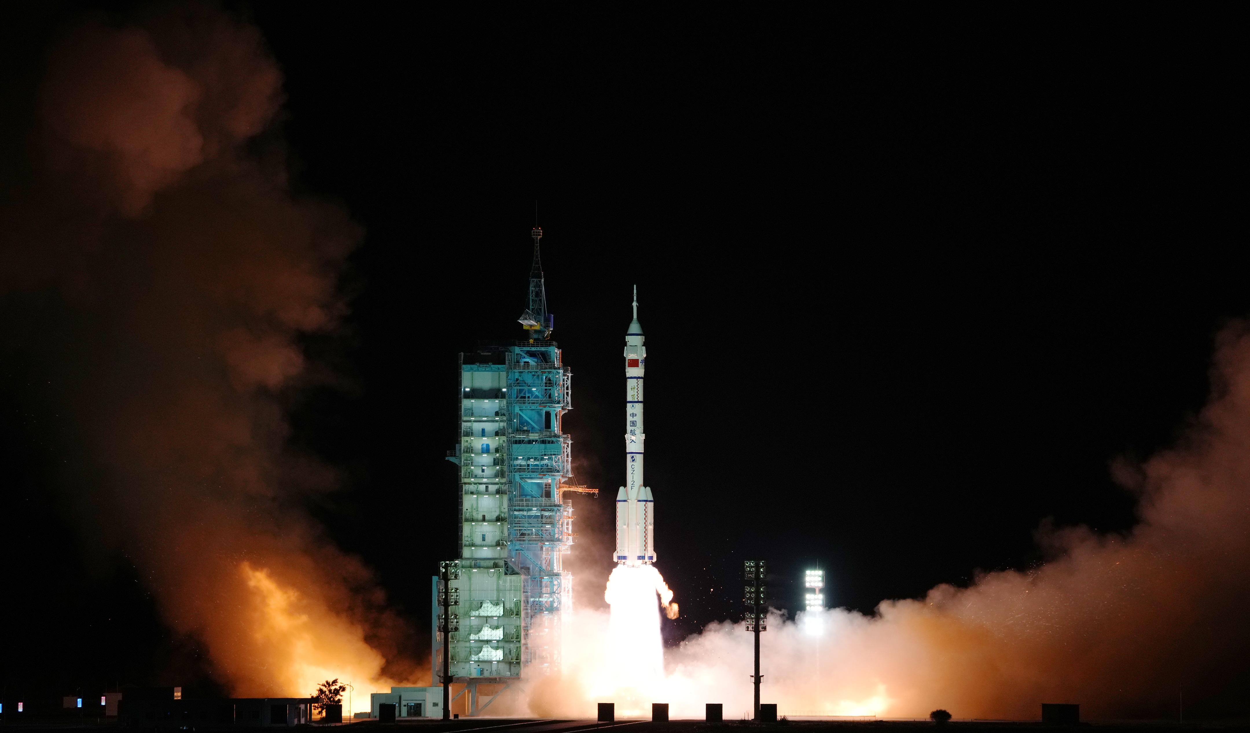 神舟十三號載人飛船發射任務特別報道