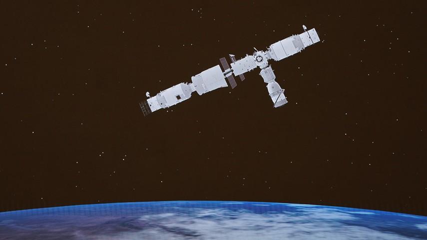 現場視頻來了!神舟十三號與天和核心艙交會對接過程約6.5小時