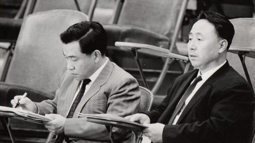 那一天,我代表新中國記者走進聯合國
