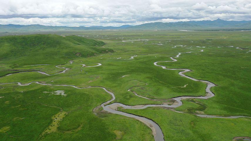 習近平總書記謀劃推動黃河流域生態保護和高質量發展譜寫新篇章