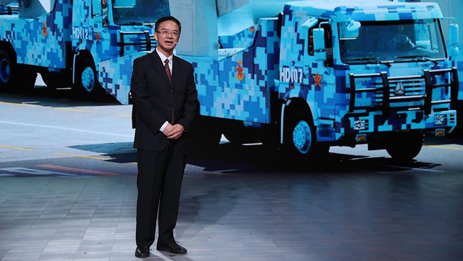航天科工黨組副書記、總經理劉石泉