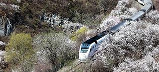 開往春天的列車 穿越居庸