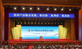 臺輿論關注兩岸企業家紫金山峰會