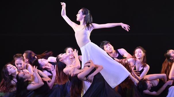 第二屆海峽兩岸大學生舞蹈大賽決賽在福州舉行