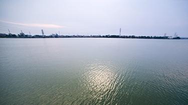 金門鄉親喜迎大陸活水來