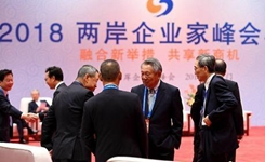 願望·信心·夢想——寫在2018兩岸企業家峰會年會舉行之際
