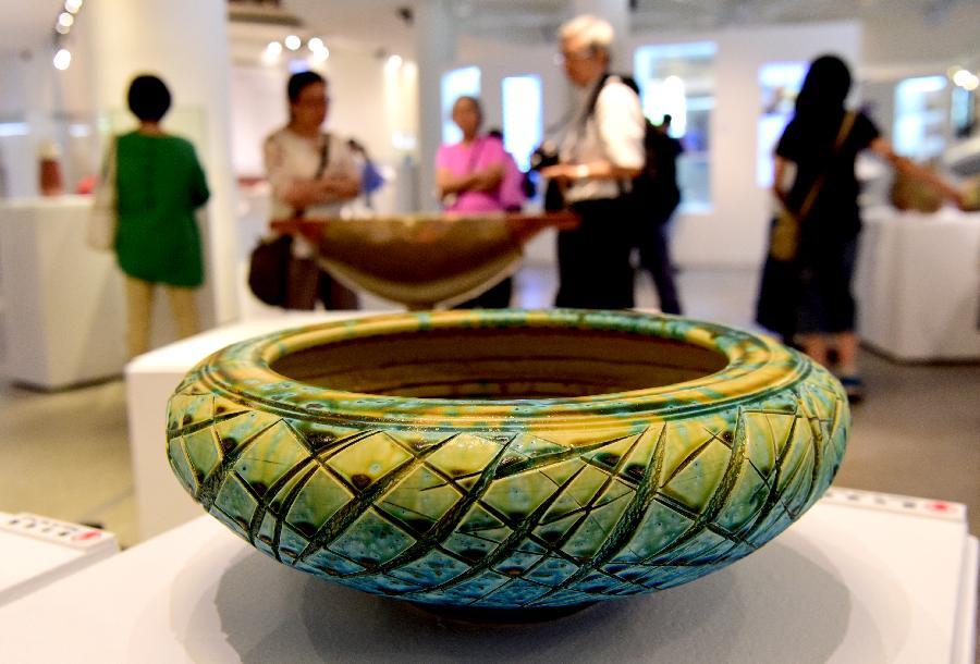 臺灣陶藝雙年展開展
