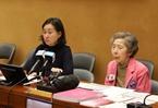 香港各界婦女聯合協進會主席何超瓊:把香港的情況如實帶進聯合國