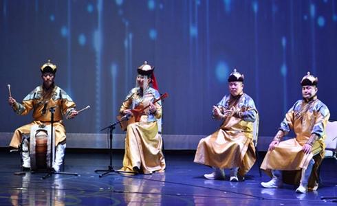 內蒙古非遺團隊赴臺展現草原文化