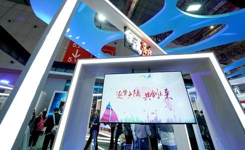 第二屆進博會臺灣展商數增逾七成