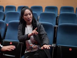 讓相聲和評書之花在臺灣盡情綻放——訪臺灣説唱藝術家葉怡均