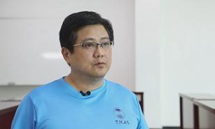 臺商盧政群的深圳情緣