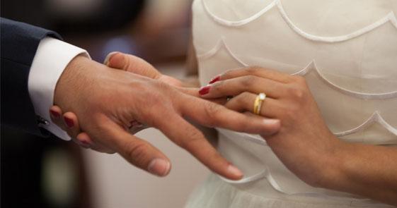 """國慶""""結婚潮"""":盤點世界各地有趣的婚禮習俗"""