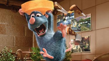 """一只老鼠的""""巴黎夢"""""""