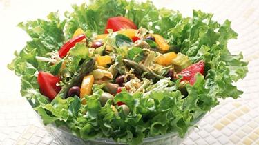 吃綠色食品是能養肝護肝?