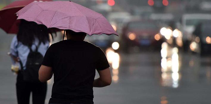 全國多地迎來強降雨