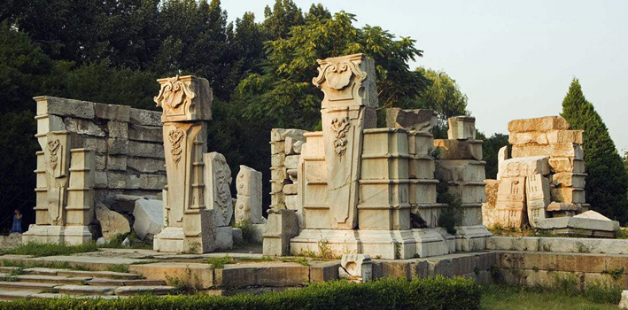 北京:圓明園考古展開展