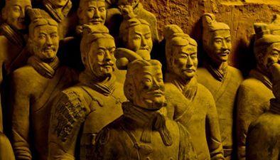 秦始皇兵馬俑竟是羋月的陪葬坑