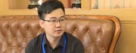 採訪:廣州凡科市場部總監楊憶舒