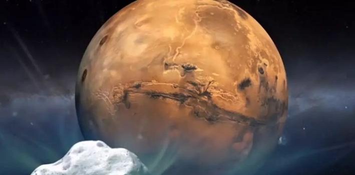 """火星計劃訓練:美國火星模擬團隊""""歸來"""""""