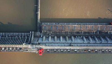 三峽大壩——近距離 全視角 無人機帶你看個遍