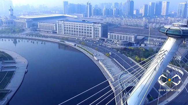 無人機視角下的京津冀協同發展