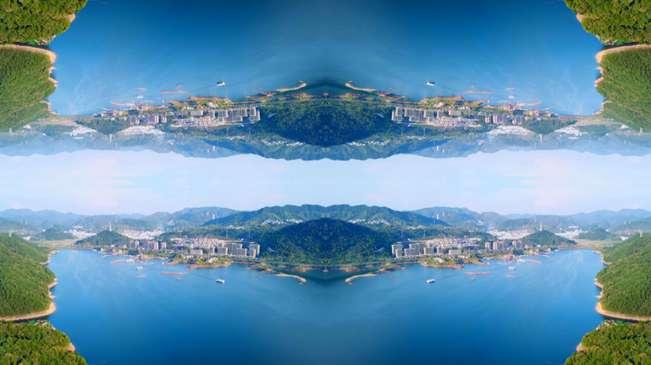 鏡像千島湖 長三角後花園