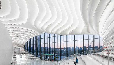 中國網紅圖書館到底有多美