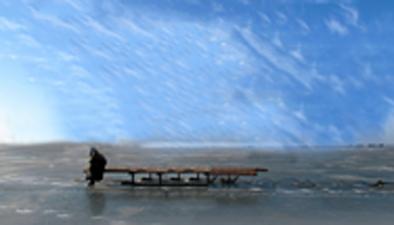 漁獵狂歡,快來查幹湖看祭湖醒網