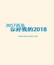 2017再見 你好我的2018