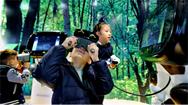 厲害了!廣州虛擬動物園開放