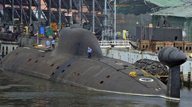 """印度國産核潛艇""""泡壞了"""""""