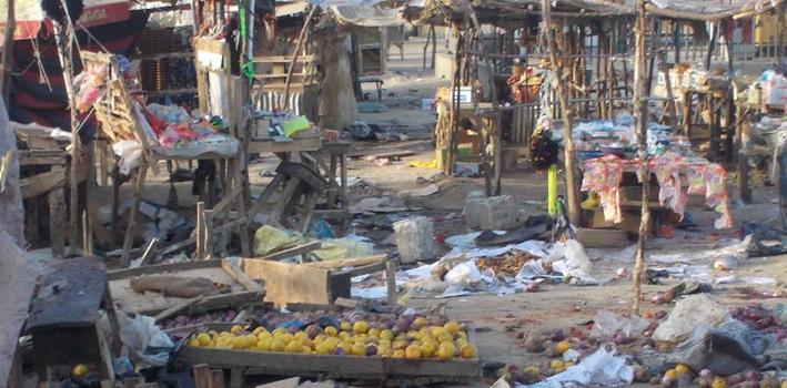 尼日利亞:東北部自殺式爆炸襲擊 10人死亡