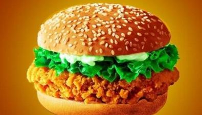 """德超市推出""""蟲蟲漢堡"""""""