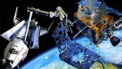 垃圾清理魚叉進太空測試