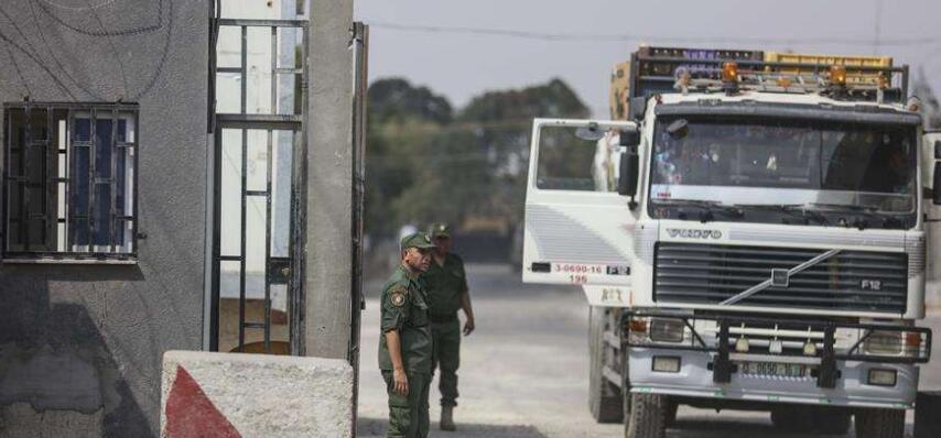 巴以地區:以色列加強對加沙地帶封鎖