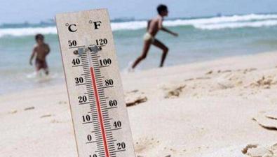 日本持續高溫天氣