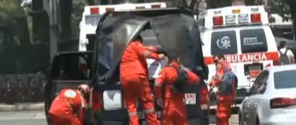 墨西哥:多地舉行地震預警演習