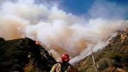 美國加利福尼亞州山火肆虐
