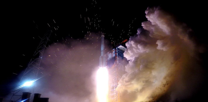 中國成功發射第42、43顆北鬥導航衛星