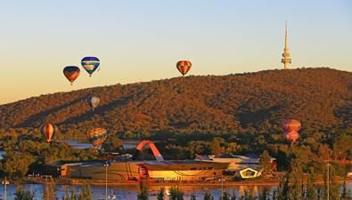 堪培拉熱氣球節:這個飛行之旅你不能錯過