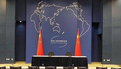 外交部舉行中外媒體吹風會