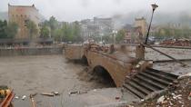 強降雨襲擊 四川阿壩州啟動Ⅱ級應急響應