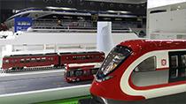 探館中國國際軌道交通和裝備制造産業博覽會