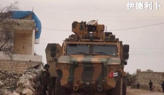 俄土未就緩解敘伊德利卜省局勢達成協議