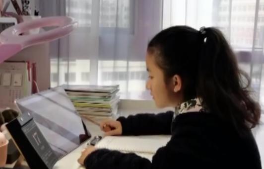 教育部:國家中小學網絡雲平臺網頁瀏覽次數達2300萬