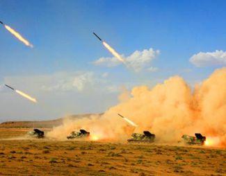 火箭軍:某導彈旅展開跨晝夜戰備拉動演練